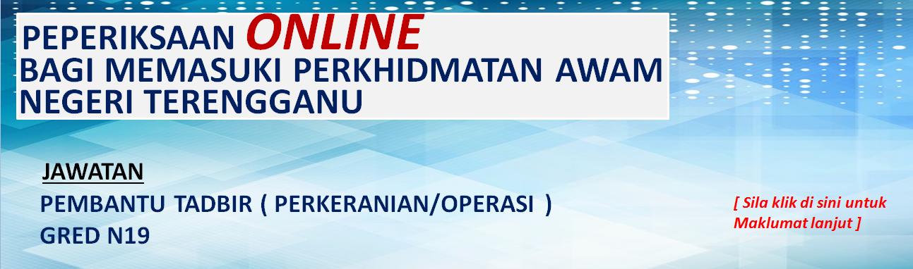 exam online 2019